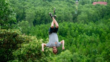 Hue Adventure Tour with Zipline and Highwire