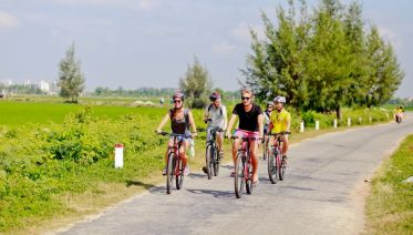 Hue Bike Tour And Boat Ride