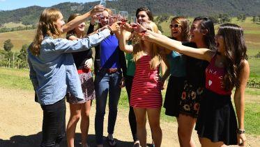 Hunter Valley Wine-Tasting Day Trip