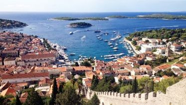 Hvar And Pakleni Islands Tour From Split