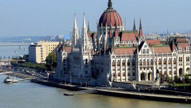 I Love Széchényi Spa Package With Parliament