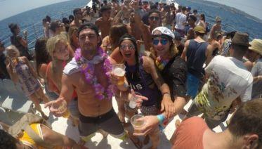 Ibiza Beach Camp Experience 3D/2N