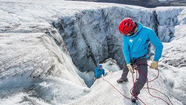 Ice Climbing Trip From Reykjavik
