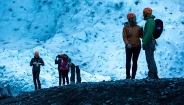 Iceland South Coast & Glacier Hike Adventure 2D/1N