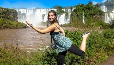 Iguazu Falls Adventure 3D/2N (Puerto to Puerto)