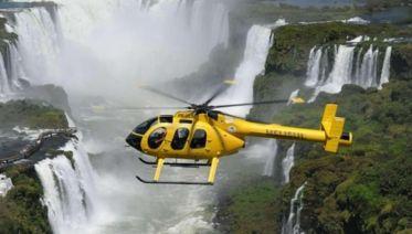 Iguazu Falls Helicopter Ride