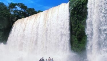 Iguazu Falls Private Day Trip From Buenos Aires Wi