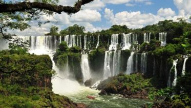 Iguazu Falls Private Day Trip from Buenos Aires without Airfare - Argentinian Side