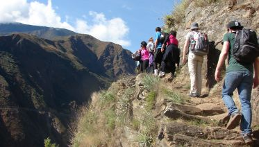 Inca Jungle Trail To Machu Picchu: Biking And Hiking