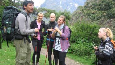 Inca Trail Express & Rainbow Mountain 7D/6N