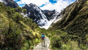 Inca Trail Express Trek to Machu Picchu 2D/1N