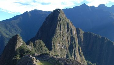Inca Trail To Machu Picchu