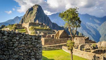 Incas, Andes & Brazil