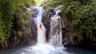 Incredible Waterfalls of Bali Tour