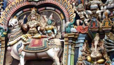 India & Nepal Encompassed