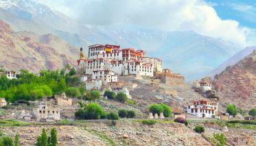 India Himalaya: Hike, Bike & Raft In Ladakh