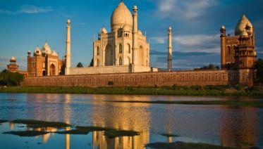 India's Golden Triangle with Varanasi