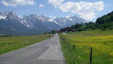 Innsbruck to Salzburg Hike & Bike