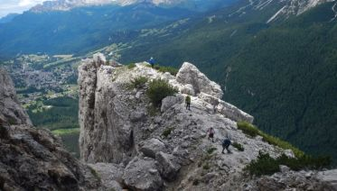 Introduction To Via Ferrata