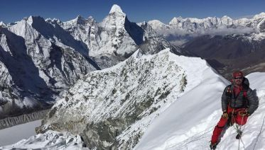 Island Peak Climb With Everest Base Camp Trek