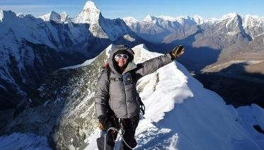 Island Peak Climbing Plus Everest Base Camp