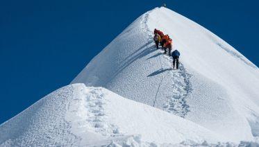 Island Peak Climbing with Everest Base Camp Trek