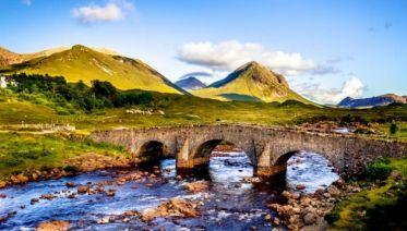 Isle of Skye Coast to Coast