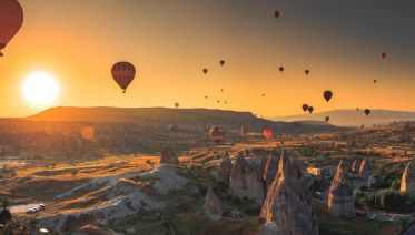 Istanbul & Cappadocia Package