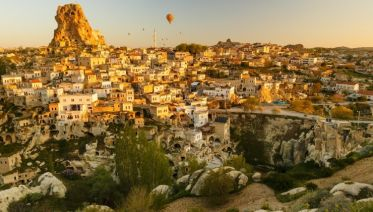 Istanbul And Cappadocia With Balloon Ride