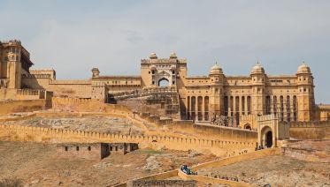 Jaipur City Tour with Elephant Ride at Amber Fort