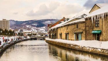 Japan Expedition: Hokkaido Winter Adventure