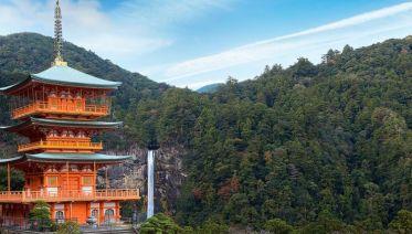 Japan: Koya-san & Kumano Kodo Trek