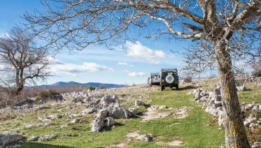 Jeep Safari Kozjak Tour