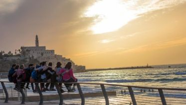 Jerusalem & Tel Aviv Adventure 7D/6N