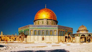 Jerusalem, Bethlehem And The Dead Sea