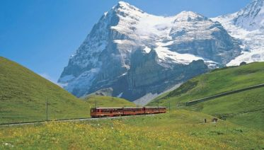 Jewels of Europe with Grand Alpine