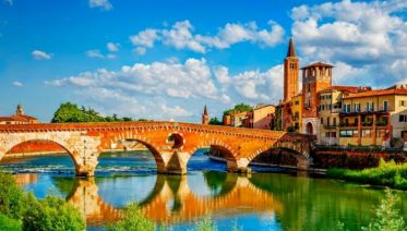 Jewels of Northern Italy Cycling Bolzano to Venice