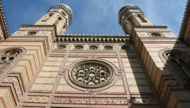 Jewish Heritage Tour - Essential tour in Budapest