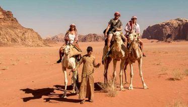 Explore Jordan, Israel & The Palestinian Territories