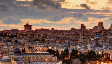 Journey Through Israel & The Palestinian Territories