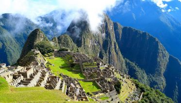 Journey To Machu Picchu Through The Inca Trail