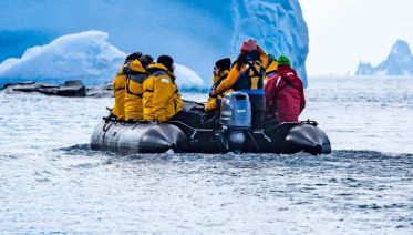 Journey to the Antarctic Circle for Christmas & New Years