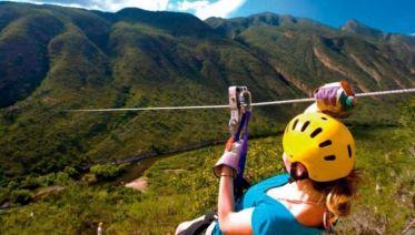 Juramento River Rafting & Canopy from Salta