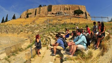 Just The Acropolis & Acropolis Museum Tour