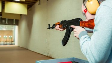 Kalashnikov Shooting Tour - 2 Hours