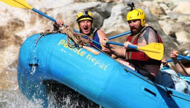 Kaligandaki River Rafting & Remote Camping