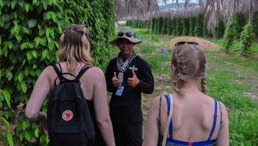 Kampot Pepper Farm Adventure