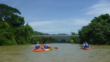 Kayaking & Tubing Adventure