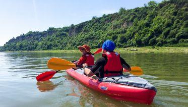 Kayaking, Bicycling & Pub Crawl In Belgrade