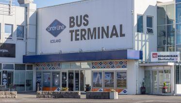 Keflavik Airport to Reykjavik Hotel